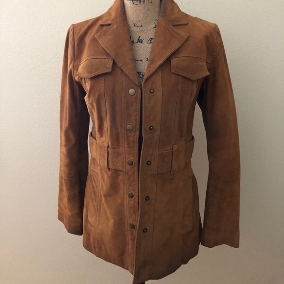 Forever 21 Jackets & Blazers - Forever 21 Suede Jacket - Size Small